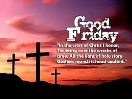 Good Friday Closed